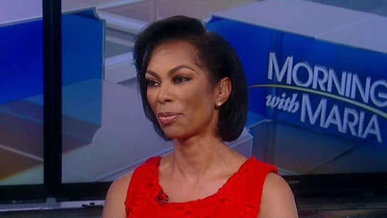 Harris Faulkner on the life lessons from growing up in a military family