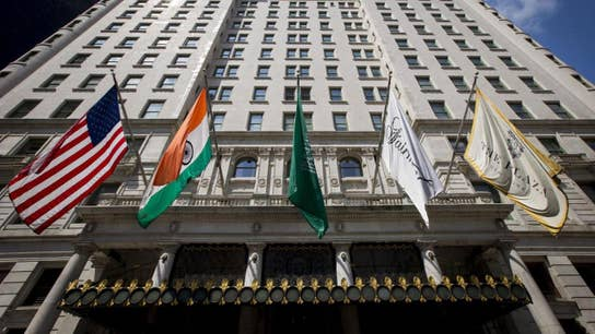 Qatar buying New York's Plaza Hotel for $600M: Reports