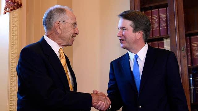 Judge Kavanaugh is a clear constitutionalist: Rep. Ron DeSantis
