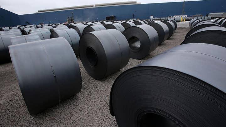 Trump's tariffs a win for steel workers