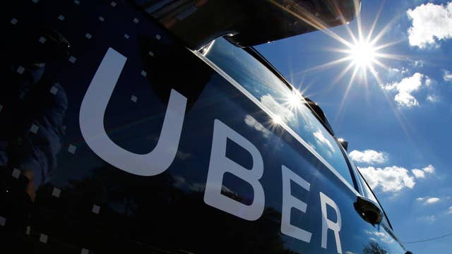 London cabbies looking to sue Uber