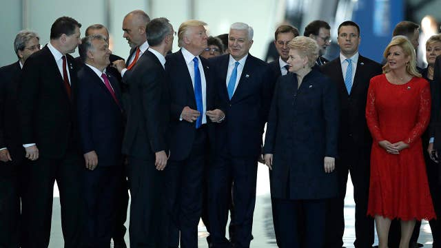 Trump-NATO summit message is in the best interest of the US: Paul Bonicelli