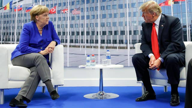 Why Germany may be a 'captive' to Russia