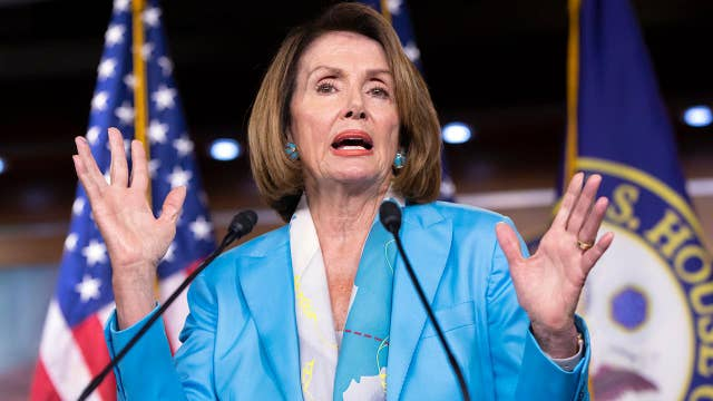 Pelosi suggests Democrats are stronger on border security than Republicans