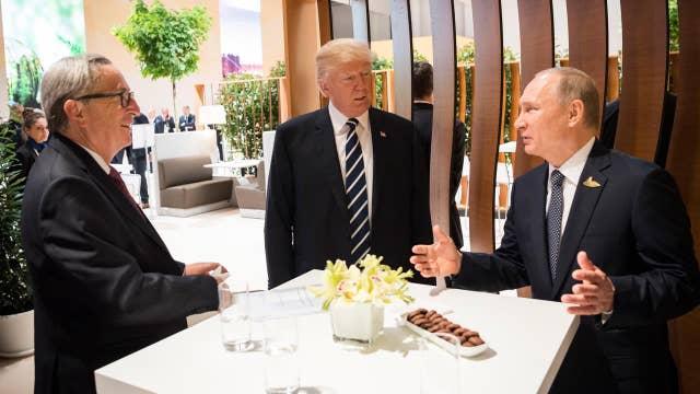 Trump is strong, not weak, when it comes to Putin: Van Hipp