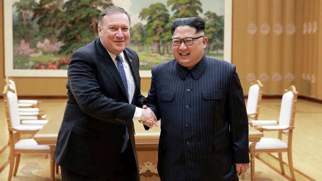 Secretary of State Pompeo seeks all of North Korea's nuclear sites: Jack Keane
