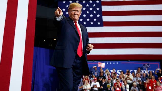 Hispanic unemployment hits new record low under President Trump