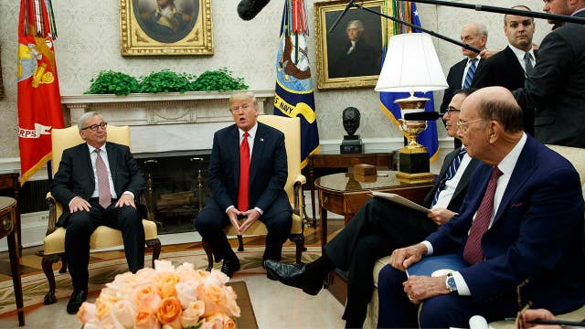 US economy would strengthen if all tariffs were removed: Art Laffer