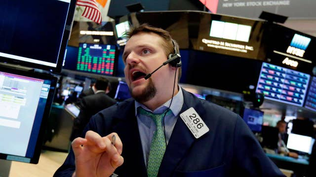 Tech stock selloff's impact on the overall market
