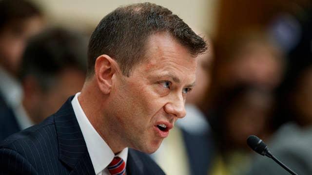 Should Lisa Page, Peter Strzok testify together?