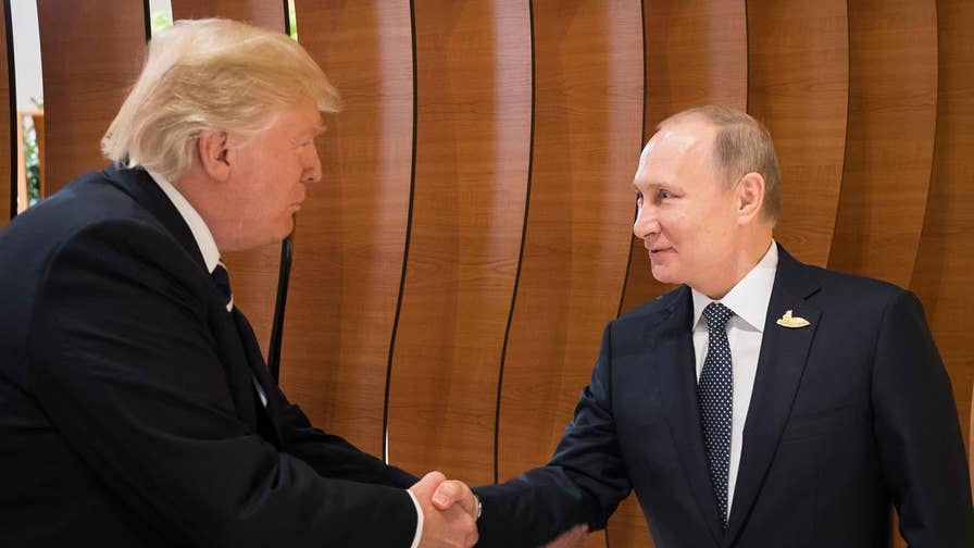 Fox News senior strategic analyst Gen. Jack Keane (Ret.) on President Trump's upcoming summit with Russian President Vladimir Putin.