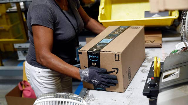 Amazon seeing long runway for growth?