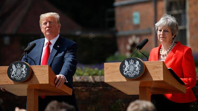 Will Theresa May's Brexit plan hurt Britain's trade relations with US?
