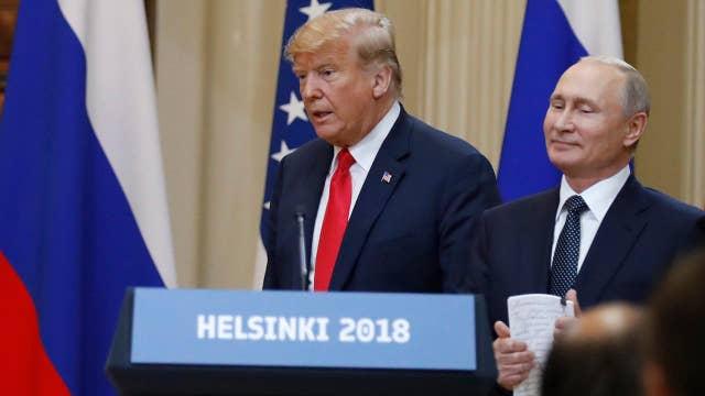 Trump has been tough on Russia: Gen. Keane