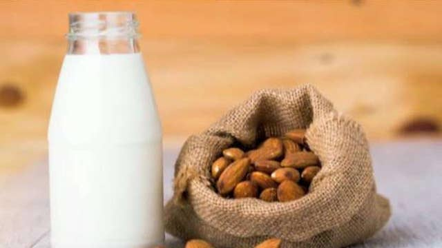 FDA to crack down on labeling nondairy products as milk