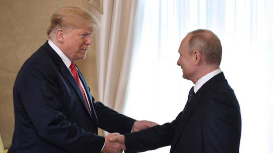 Trump's blame-game over US strained relationship with Russia