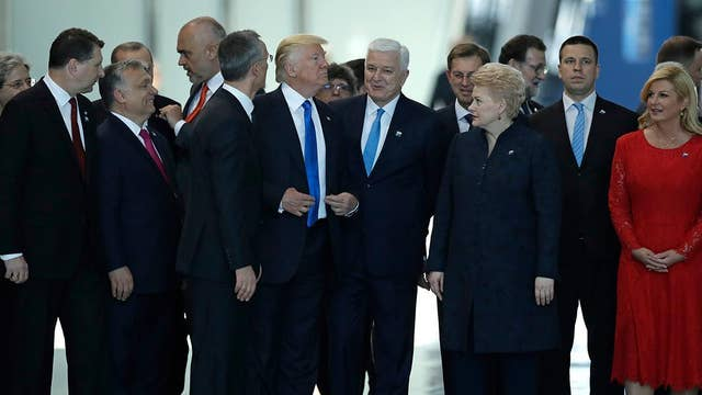 NATO summit was a victory for Trump: John Hannah