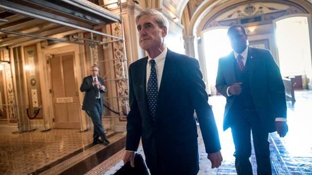 Why Mueller's indictment of Russian intel officers is suspicious
