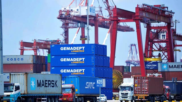 US preparing additional tariffs of up to $200B of Chinese imports