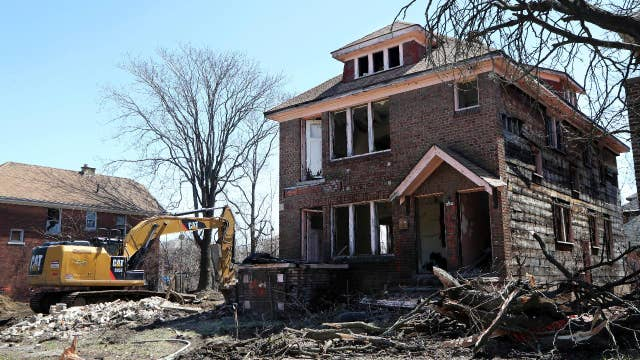 Boosting private investment into the distressed areas of America