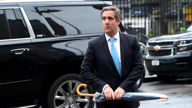 Cohen recorded Trump discussing payment to former Playboy model
