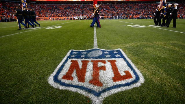 NFL anthem policy problem not going away: Burgess Owens