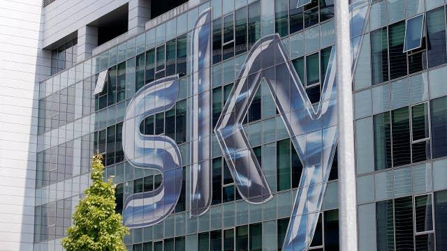 Comcast raises Sky bid to $34 billion