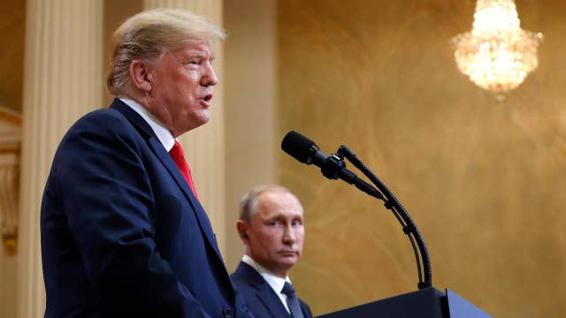 Bartiromo on Helsinki summit: Probably a low point of the presidency