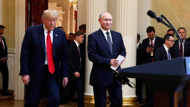 Trump: We will be competing with Russia on gas