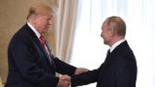 Will Trump threaten Putin over Russian meddling?