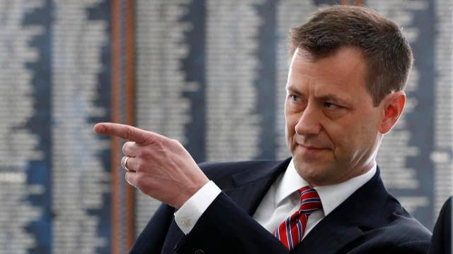 Peter Strzok doesn't want to answer any questions: Bill McGurn