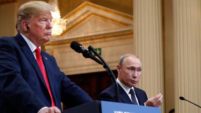 Trump should've defended the US during Putin meeting: Trish Regan