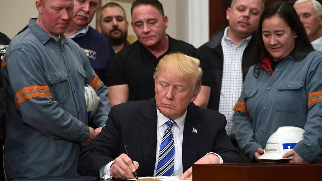 Trump isn't going far enough on tariffs: Lee Spieckerman
