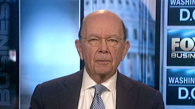 Wilbur Ross on EU: Objectives of new negotiation have been firmly set