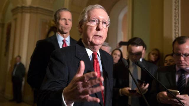 Trump's Supreme Court pick will need McConnell for confirmation: Gregg Jarrett