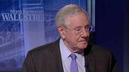 Tariffs hurt US businesses and consumers: Steve Forbes