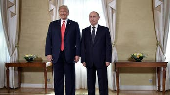 Rep. Andy Biggs, (R-Ariz.), on President Trump's summit with Russian President Vladimir Putin in Helsinki.