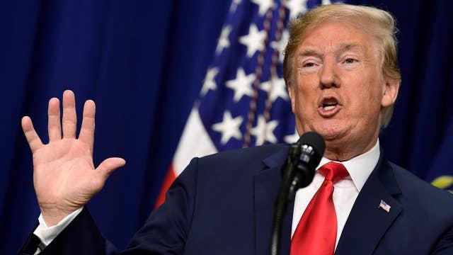 Trump threatens a government shutdown