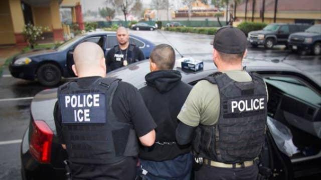 Democrats push to abolish ICE a political mistake?