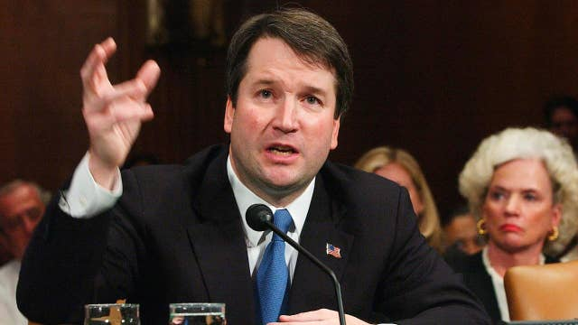 Is the White House timeframe for Kavanaugh's confirmation reasonable?
