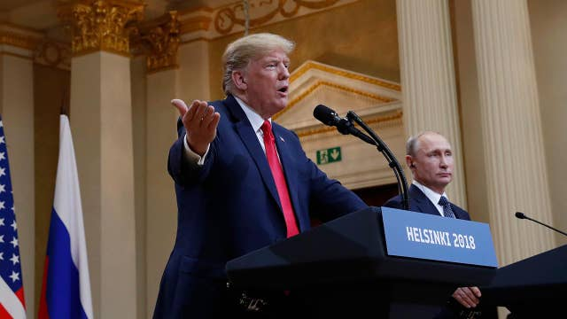 Trump says biggest US-Russia problem is the 'nuclear issue'