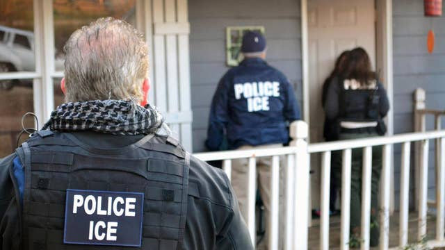 ICE supported resolution passed by the House