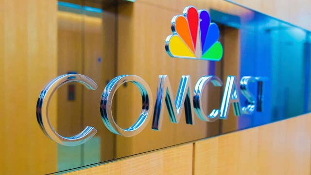 Comcast drops bid for Fox Assets