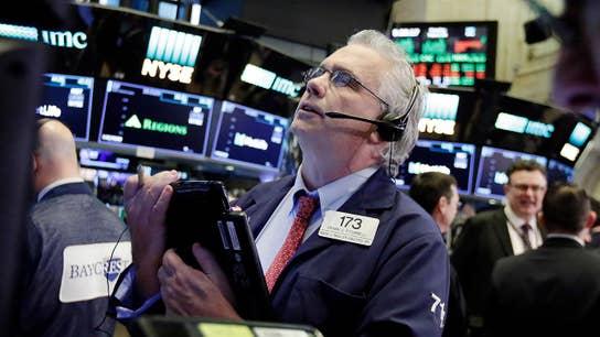 US stock market lower amid US-EU trade tensions
