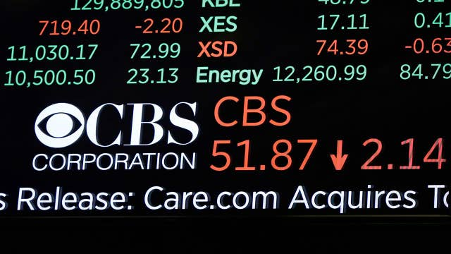 CBS leaves CEO Moonves in charge as it launches misconduct probe