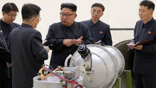 North Korea is expanding ballistic missile plant: report