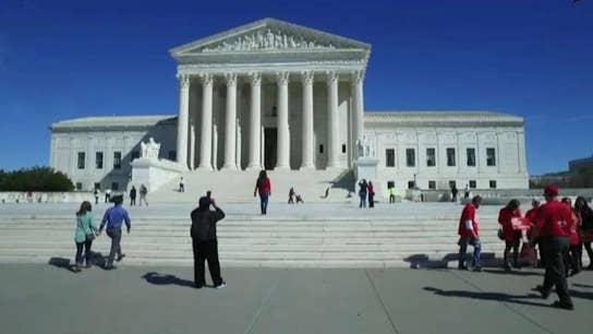 Trump nears Supreme Court pick