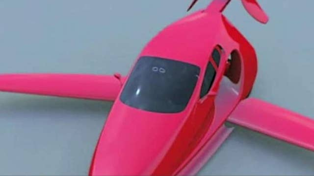 New flying car about to take flight