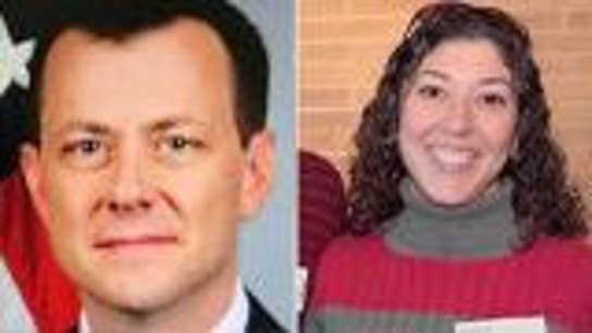 FBI's Strzok, Page to be grilled on Capitol Hill this week
