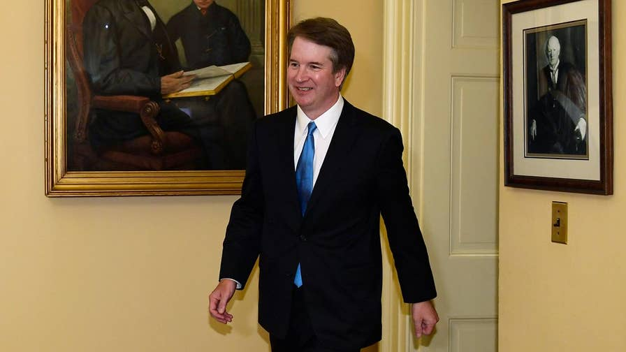Senator Richard Shelby (R-Ala.) on why he supports President Trump's Supreme Court nominee Judge Brett Kavanaugh.